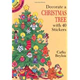Decorate a Christmas Tree (Dover Little Activity Books Stickers)by Cathy Beylon