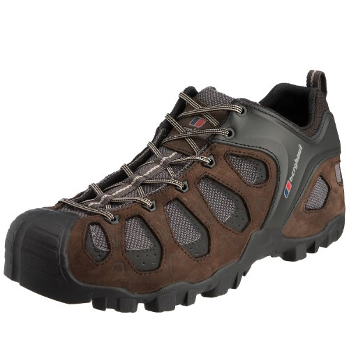 Berghaus Men's Pro Rush Low Hiking Shoe Raven/Black 80048 R1T 6.5 UK