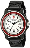 Victorinox Men's 249085 Original XL Swiss Quartz Watch With Black Nylon Band Rating