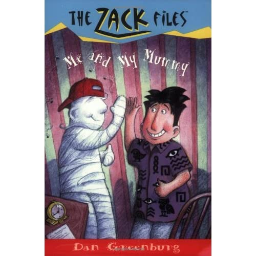 Zack-Files-26-Me-and-My-Mummy-Greenburg-Dan-Author-Davis-Jack-E-Illustra