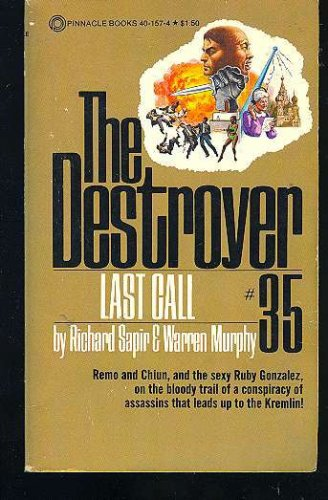 Image for Last call (Destroyer)