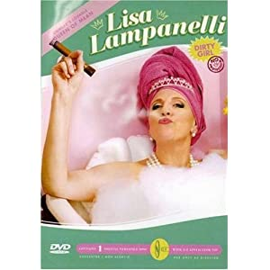 Lisa Lampanelli: Dirty Girl - No Protection movie