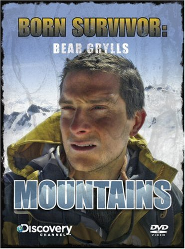 Born Survivor Bear Grylls - Mountains [DVD]
