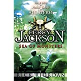 Percy Jackson and the Sea of Monsterspar Rick Riordan