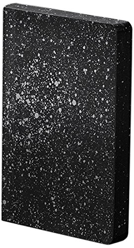 nuuna-graphic-s-milky-way-smooth-bonded-leather-notebook-black