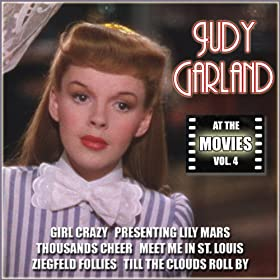 Judy Garland at the Movies, Vol. 4