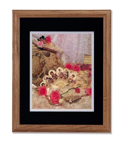 Oak Bedroom Vanity front-1078763