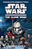 Star Wars The Clone Wars Jugendroman