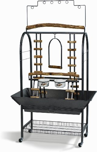 Cheap Super Pet Super Pet EZ Care Activity Center Playground for Medium and Large Birds (B000TZ1XCU)