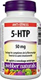 Webber Naturals 5-HTP Enteric Coated Caplets, 50mg