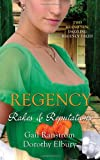 img - for Rakes & Reputations. Gail Ranstrom & Dorothy Elbury (Mills & Boon Special Releases - Regency Collection) book / textbook / text book