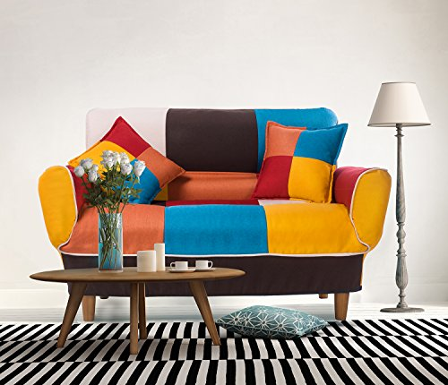 How To Choose A Patterned Rug With A Patterned Sofa Funk This House
