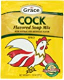 Grace Cock Flavored Soup Mix, 1.7 Oz (Pack of 6)
