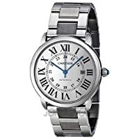 Cartier Ronde Solo Watch W6701011 by Cartier