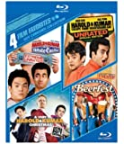 4 Film Favorites: Guy Comedies (BD) [Blu-ray]