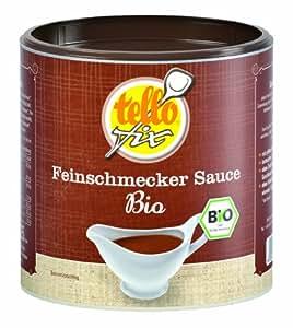 tellofix Feinschmecker Sauce Bio , 1er Pack (1 x 270 g Packung) - Bio