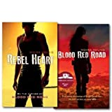 Moira Young Dustlands Collection 2 Books set RRP £ 15.98 (Blood red road & Rebel Heart)