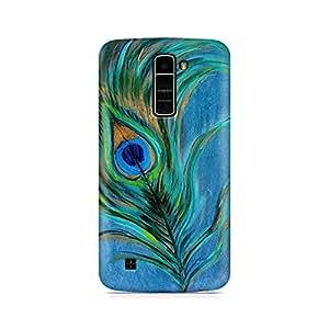 Mobicture Pattern Premium Designer Mobile Back Case Cover For LG K7