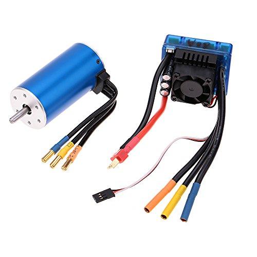 3670-2150KV-4P-Sensorlose-Brstenlose-Motor-mit-80A-Brushless-Regler-Elektronische-Speed-Controller-fr-1-8-1-10-RC-Auto-LKW-Hohe-Leistung-Motor-mit-Hohe-Effizienz-ESC
