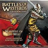 Battles of Westeros Expansion: Wardens of the West - House Lannister Reinforcement Set