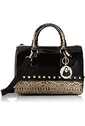 MG Collection Amani Studded Doctor Candy Travel Handbag