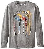 Wes & Willy Big Boys Top Shelf Hockey Lst, Charcoal, Medium
