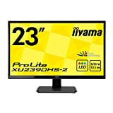 iiyama IPS モニター ディスプレイ XU2390HS-B2 23インチ/フルHD/スリムベゼル/HDMI端子付 ランキングお取り寄せ