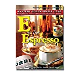 Alphabet Mystery Puzzle - E Is For Espresso ~ TDC Games