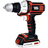 Black & Decker BDCDMT120 20-volt Matrix Drill