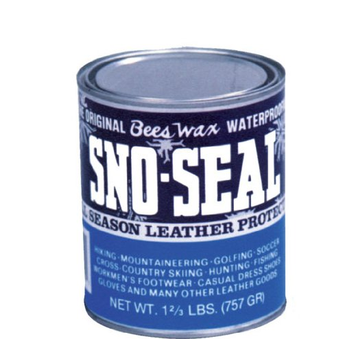 Atsko Sno-Seal Original Beeswax Waterproofing (1-Quart Can) front-27918