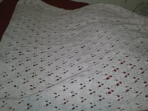 Baby Knitted Blankets front-1077630