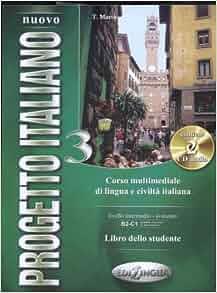 Progetto Italiano 3: Advanced (Italian Edition): Telis Marin, Sandro
