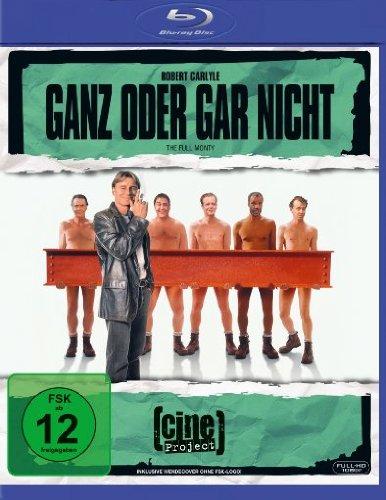 Ganz oder gar nicht - Cine Project [Blu-ray]