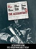 The Accountant (Blu-ray + DVD + Digital HD Ultraviolet) ~ Various Cover Art