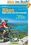 Biken Tegernsee und Karwendel: Die 22...