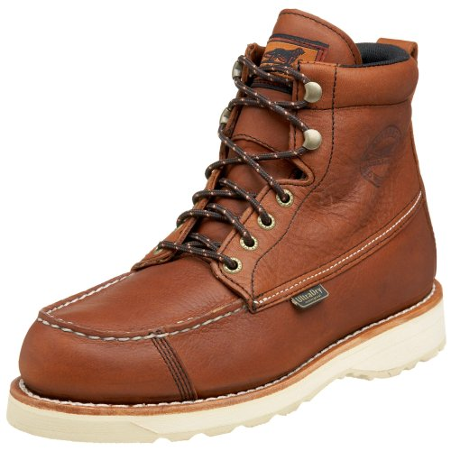 "Irish Setter Men's 838 Wingshooter Waterproof 6"" Upland Boot,Amber,11 D US"