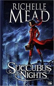 Georgina Kincaid, tome 2 : Succubus Night par Mead