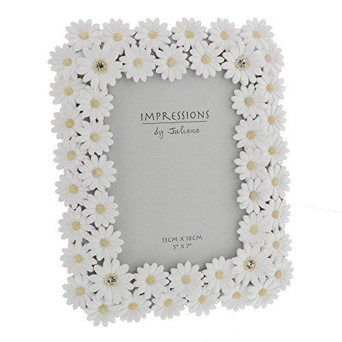 juliana-impressions-tm-luxury-white-daisy-photo-frame-with-crystal-elements-wedding-family-photo-fra