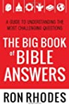 The Big Book Of Bible Answers: A Guid...