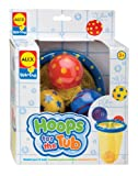 ALEX Toys - Bathtime Fun, Hoops for the Tub, 694