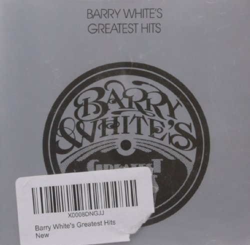Barry White'S Greatest Hits front-311119