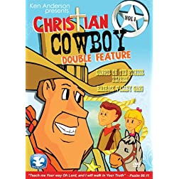Christian Cowboy Double Feature VOL 1: Danger On The Pioneer Express & Badrock Valley Gang
