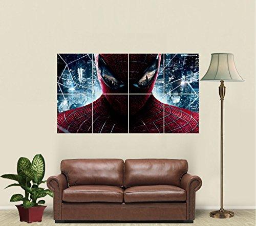 The Amazing Spiderman (2012) Giant Art Print Poster JW811747