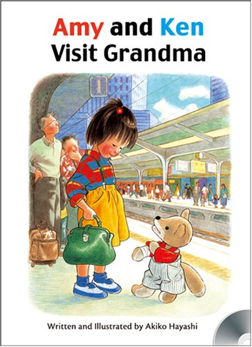 Amy And Ken Visit Grandma