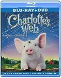 Charlotte's Web [Blu-ray] (Bilingual)