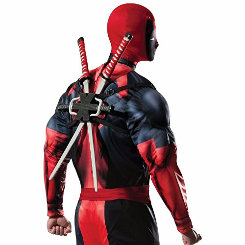 Deadpool Weapons Kit Costume Accessory