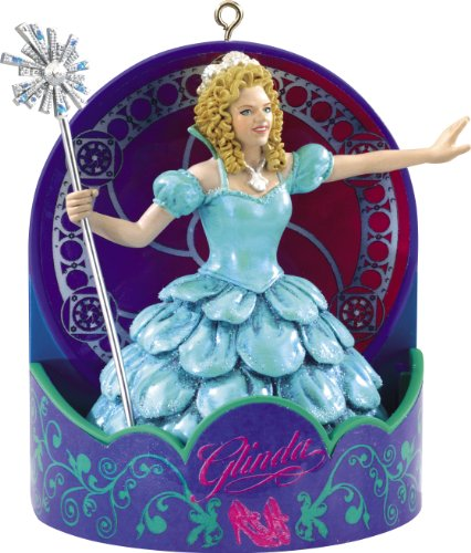 Carlton Heirloom Magic Ornament 2012 Wicked – Glinda, No One Mourns the Wicked