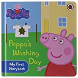 Ladybird Peppa Pig: Peppa's Washing Day: My First Storybook