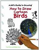 How to Draw Cartoon Birds (Kid