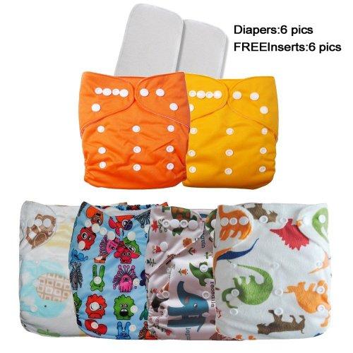 Cloth Diaper Aio front-830586